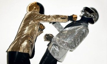 Daft Punk Achieves Their First Ever No. 1 Single