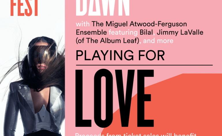 GOODfest with Dawn and The Miguel Atwood-Ferguson Ensemble Featuring Bilal at the Ace Hotel in Los Angeles