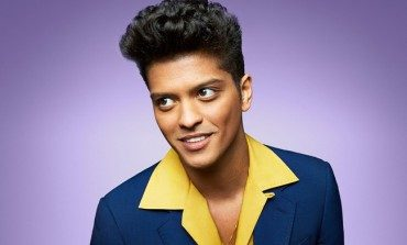 Bruno Mars and Britney Spears at Circuit of the Americas on 10/20 + 10/21