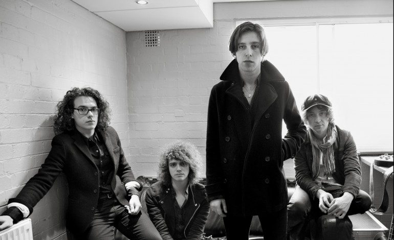 Catfish and the Bottlemen Announce Spring 2017 Tour Dates