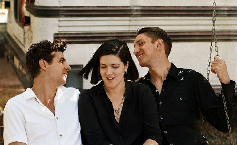 The xx @ Bill Graham Civic Theatre 4/16