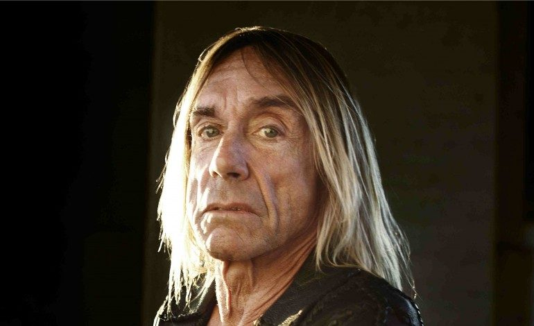 "Iggy Pop Covers Elvis Costello's ""No Flag"" in French"