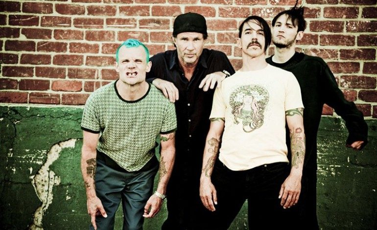 Red Hot Chili Peppers at the SoFi Stadium on July 31st