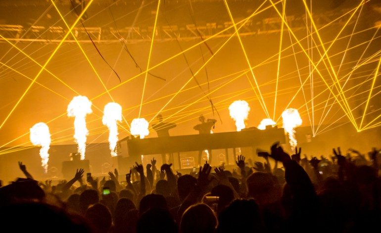 Citi Sound Vault Presents The Chainsmokers Live at the Hollywood Palladium, CA