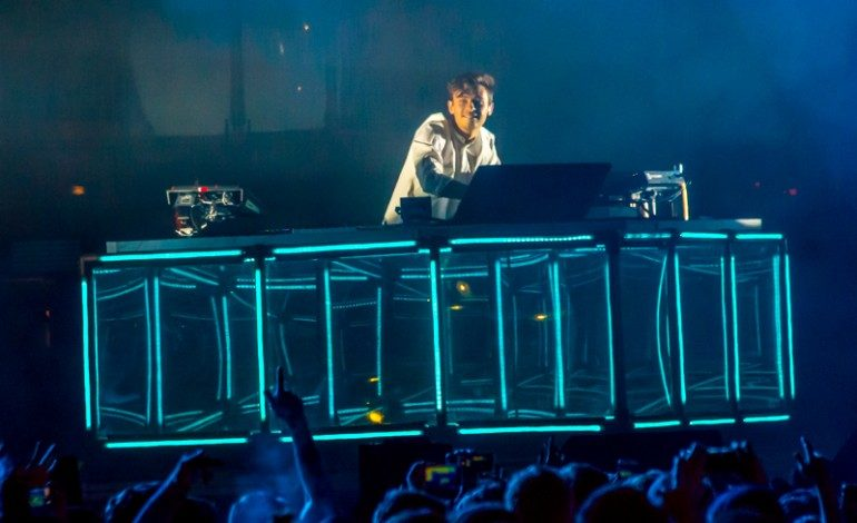 Flume Announces Collaborative Quits EP With Reo Cragun