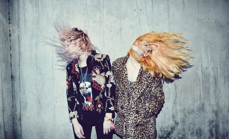 Deap Vally Announces New EP American Cockroach For June 2021 Release