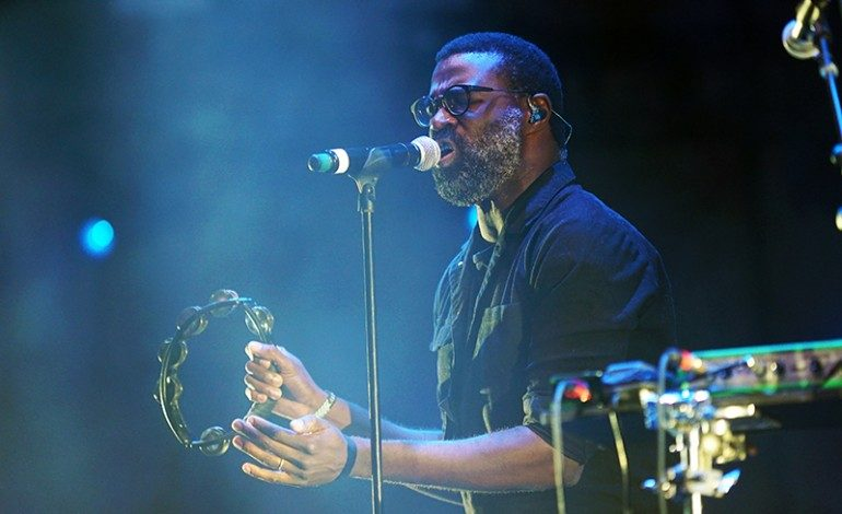 """Tunde Adebimpe of TV On The Radio Releases New Protest Anthem """"PEOPLE"""" with Proceeds Going to Southern Poverty Law Center, ACLU and The Movement for Black Lives"""