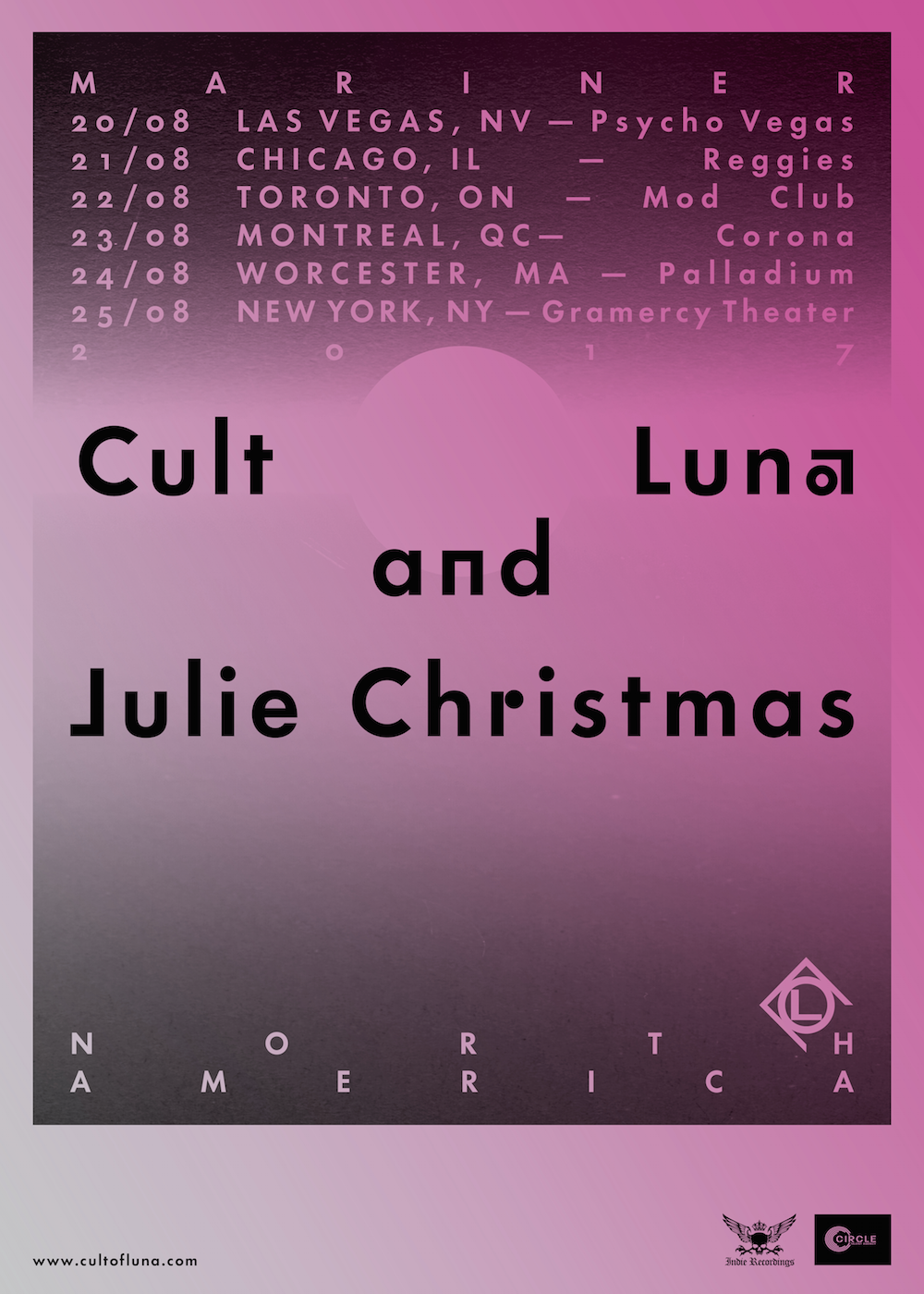 Cult of Luna and Julie Christmas