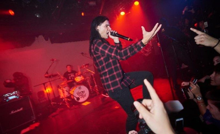 WATCH: Sonny Moore (Skrillex) Performs with From First To Last For First Time in 10 Years