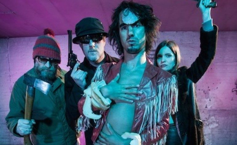 """""""Semi-Fictional"""" Group Moonlandingz Featuring Sean Lennon, The Eccentronic Research Council and Fat White Family Members to Release Debut LP in March 2017"""