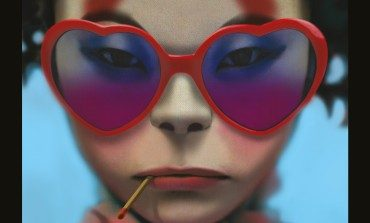 Gorillaz Announce First North American Tour in Seven Years with Humanz Summer 2017 Tour Dates