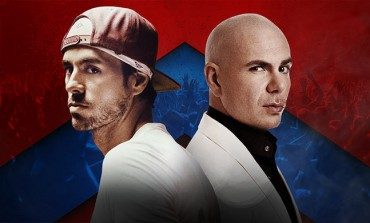 ENRIQUE IGLESIAS AND PITBULL @ The AAA 6/23