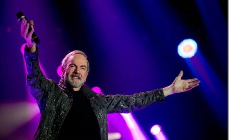 "Neil Diamond Reworks Lyrics of ""Sweet Caroline"" to Encourage Handwashing During Coronavirus Pandemic"