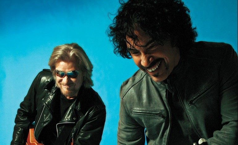 Hall And Oates  Announces Summer 2017 Tour Dates With Tears For Fears