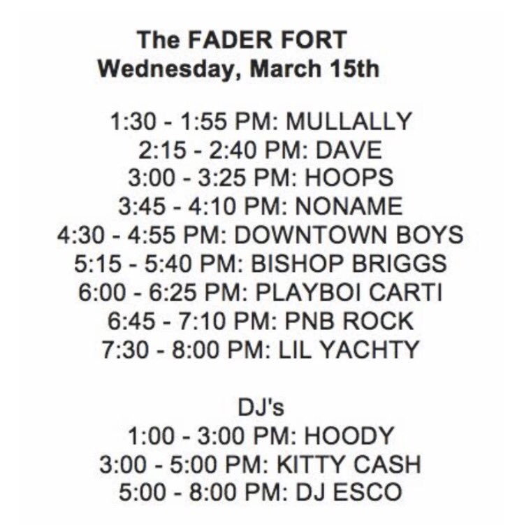 fader-fort-2017-set-times-day-1
