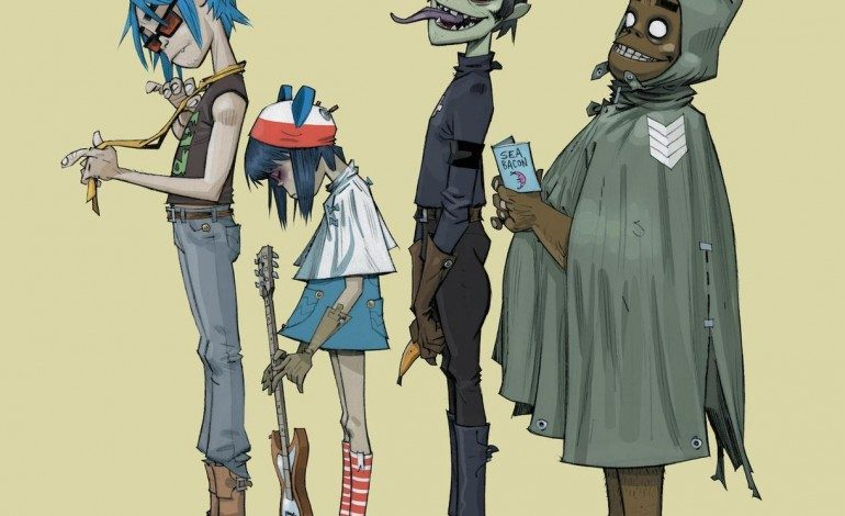 Damon Albarn Says He Wants to Release Another Surprise Gorillaz Album a la The Fall