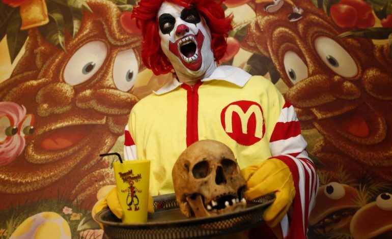 """Burger Joint-Themed Black Sabbath Cover Band Mac Sabbath Release First Recorded Music with """"Pairs-A-Buns"""""""