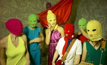 Pussy Riot is Bringing Punk, and a Message, to Union Transfer April 3