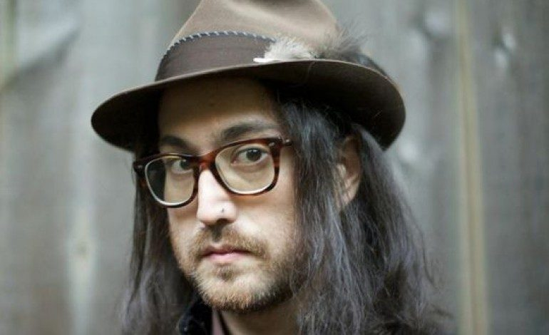"""Sean Ono Lennon Performs John Lennon's """"Isolation"""" on Colbert in Honor of Late Father's 80th Birthday"""