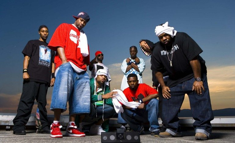 Wu-Tang Clan @ The Hollywood Palladium 3/23