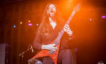 Oli Herbert, Guitarist from All That Remains Dies At 44