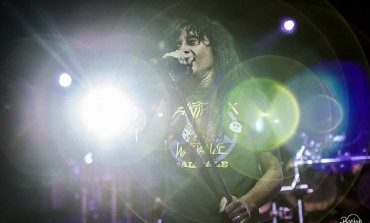 Live Stream Review: Anthrax 40th Anniversary Celebration