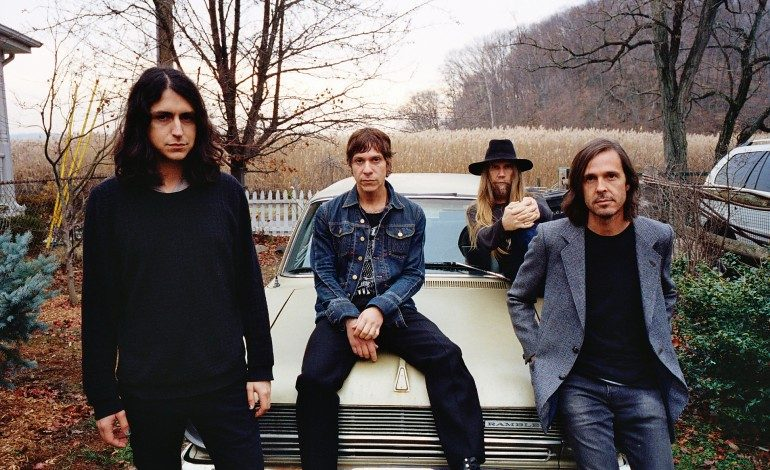 """Dead Heavens Fight Ninjas in Old School Style Video for """"Away From The Speed"""""""