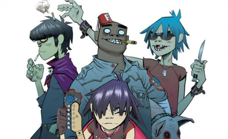 Gorillaz To Perform with De La Soul, Jehnny Beth, Del The Funky Homosapien, Mos Def and More Tonight at The Meadows Music and Art Festival