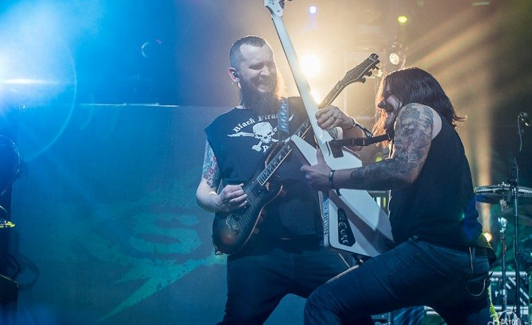 """Killswitch Engage Announce New Album Atonement For August 2019 Release, Debut Heavy New Single """"Unleashed"""""""