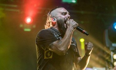 Killswitch Engage Singer Jesse Leach's Hardcore Band The Weapon Announces Debut Album A Repugnant Turn of Events for May 2020 Release