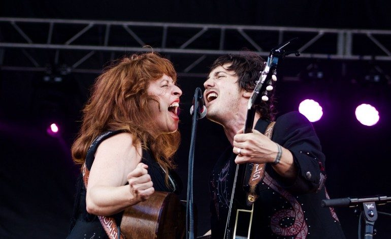 "Shovels & Rope and Sharon Van Etten Cover The Beach Boys' ""In My Room"" From Upcoming Busted Jukebox Vol. 3"