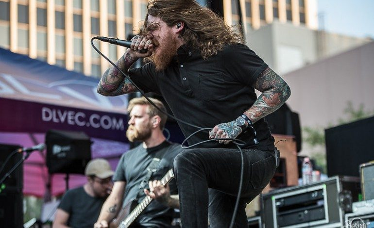 """The Devil Wears Prada Unveils Brooding New Single """"Nightfall"""" from Upcoming EP"""