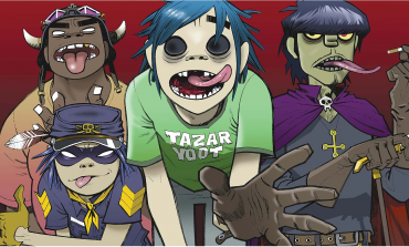 "Gorillaz Releases Trippy Animated New Video for ""Sleeping Powder"""