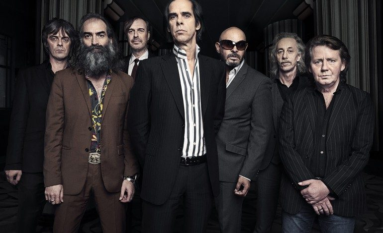 Nick Cave and The Bad Seeds @ Electric Factory 6/5