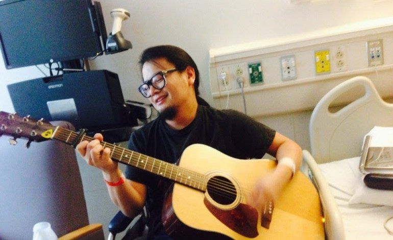 Alvin DeGuzman of Icarus Line Diagnosed With Cancer and Has Started a GoFundMe Page For Treatment