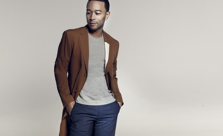 John Legend @ The Met 12/4