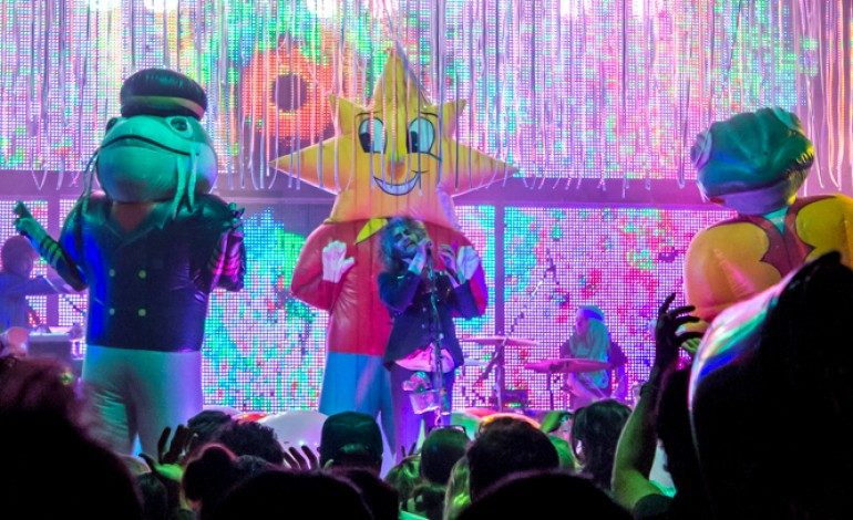FYE and Goldenvoice Present The Flaming Lips & Klangstof at the Ace Theater, Los Angeles
