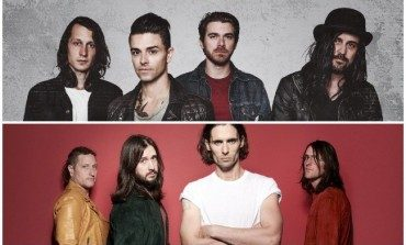 Dashboard Confessional w/ All American Rejects @ Festival Pier