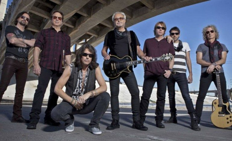 Foreigner Performing Live at Germania Insurance Amphitheater w/ Kansas & Europe 9/13