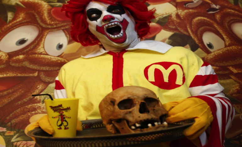 """Mac Sabbath Releases New Video Featuring Fast Food Mascots for """"Pair-A-Buns"""""""
