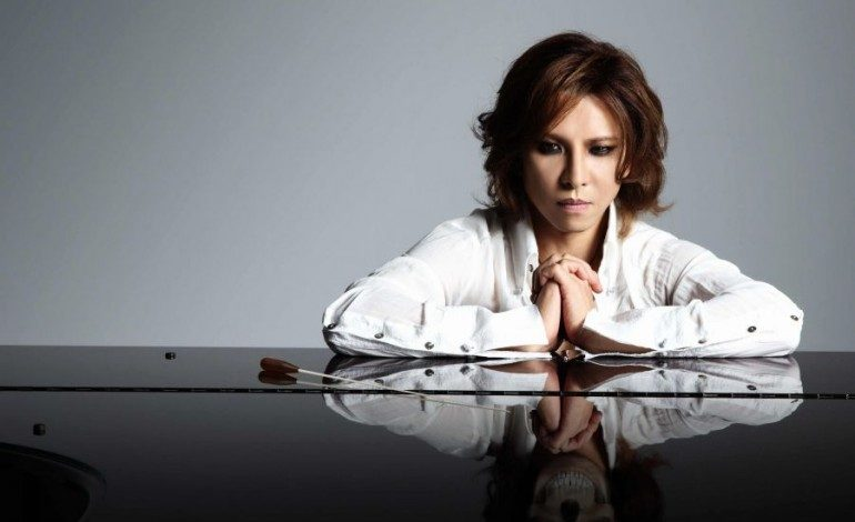 Yoshiki @ Japan House Grand Opening Celebration 8/24