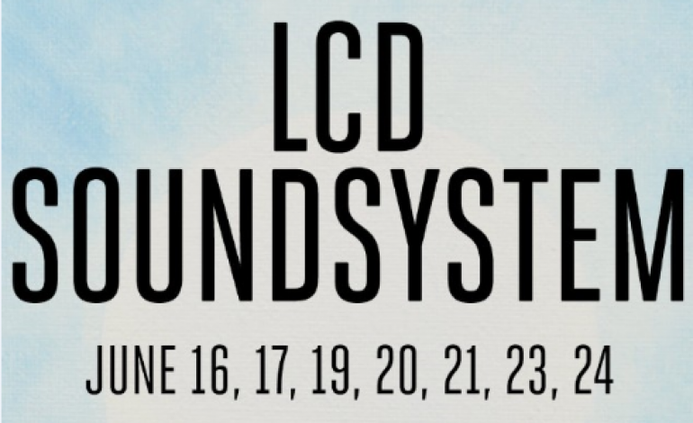 LCD Soundsystem Returns to Brooklyn Steel for Seven Shows