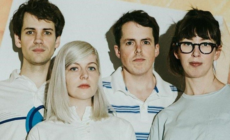 """Alvvays Releases Catchy Bouncy New Song """"Plimsoll Punks"""""""
