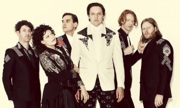 Arcade Fire with The Zombies @ The Greek Theatre 9/20