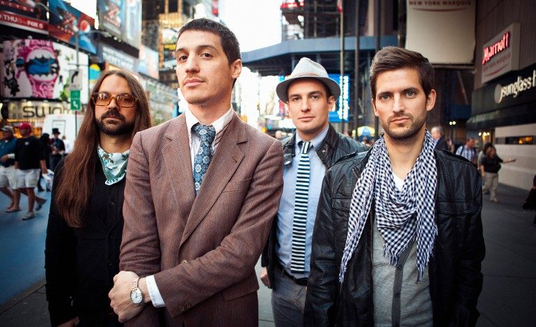 """MUTEMATH Release New Single """"Hit Parade"""" and Announce New Album Play Dead"""