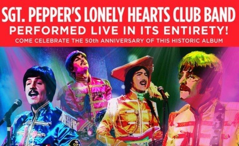 Rain – A Tribute to The Beatles @ ACL Live 4/3