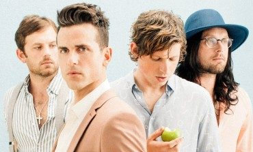 Kings of Leon @ Shoreline Ampitheatre 8/24