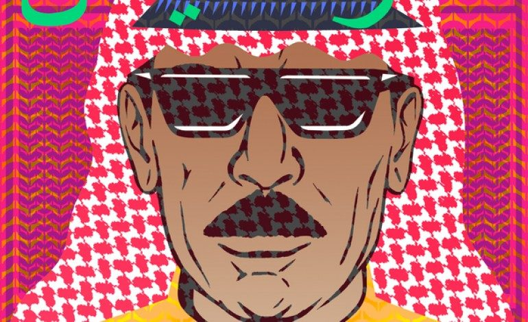 Omar Souleyman – To Syria, With Love