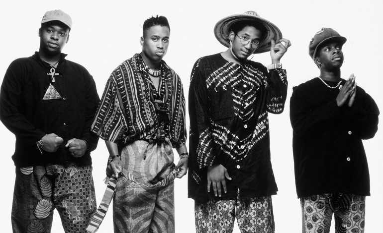 A Tribe Called Quest Announce 25th Anniversary Edition Of Their Debut Album For November 2015 Release