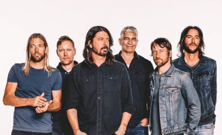 "Dave Grohl Releases 23-Minute Epic Solo Prog-Rock Masterpiece ""Play"" Preceded by Message Relating Importance of Music Education"